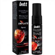 Excitante Unissex Comestível Inflate 15ml Intt