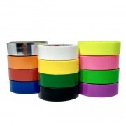 Fita Adesiva Colorida 12x10 Pacote Com 10 Unidades Fit-Pel