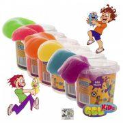 Slime Geleca Gel Kids Caixa com 12 unidades Balcão das Mágicas