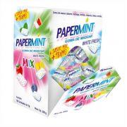 Goma de Mascar White Fresh Refrescante CX 100 unid PaperMint Danilla