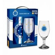 Kit Cruzeiro Avental e Taça Presente Brasfoot