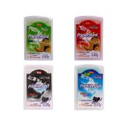 Kit Lâminas Refrescantes 12 Unid Sabores Variados Paper Mint Danilla