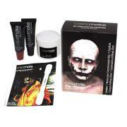Kit Maquiagem Cenográfica Efeitos Especiais Color Make