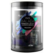 Kit Plics Balada Acessório Sensorial, aromatizante bucal e Excitante Dj Clit Pessini