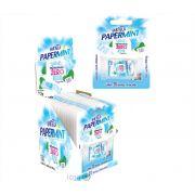 Lâminas Refrescantes Caixa com 12 Unid Hortelã Papermint Danilla