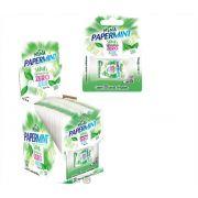 Lâminas Refrescantes Caixa com 12 Unid Menta Papermint Danilla