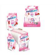 Lâminas Refrescantes Caixa com 12 Unid Morango Papermint Danilla
