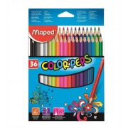 Lápis De Cor Color Peps Classic 36 Cores Maped