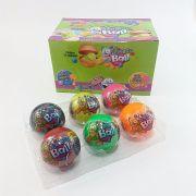 Slime Leleca Ball Meleca gelatinosa 12 unidades Balcão das Mágicas