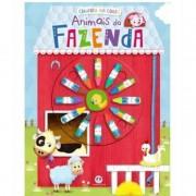 Livro Para Colorir - Animais da Fazenda Ciranda Cultural