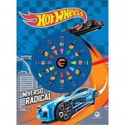Livro Para Colorir - Hot Wheels - Universo Radical Ciranda Cultural