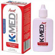 Lubrificante Íntimo Hot 30ml K Med