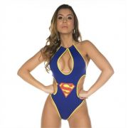 Mini Body Super Heróis Super Girl Pimenta Sexy