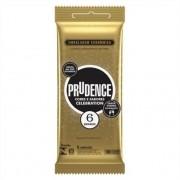 Preservativo Celebration Camisinha 1 pacote com 6 unid Prudence