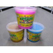 Slime Kimeleca Metálica Big Balde 2,5 Kg Acrilex