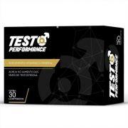 Suplemento Vitamínico Masculino Testo Performance 30 comprimidos K Med