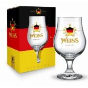 Taça Dublin 400ml - Alemanha Weiss Presente Brasfoot