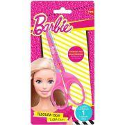 Tesoura Escolar Barbie sem Ponta Tris