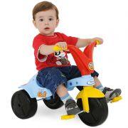 Triciclo Velotrol Elefantinho Infantil Meninos Xalingo Azul