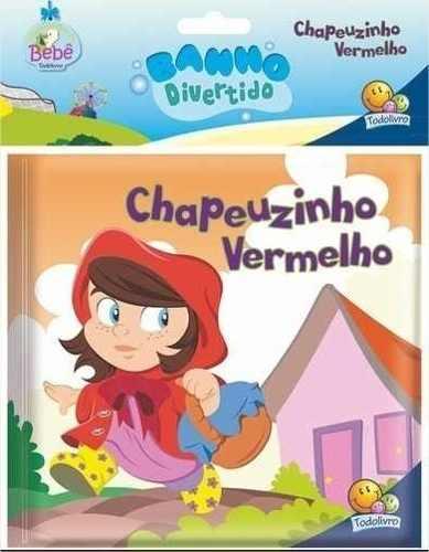 Livro De Banho Divertido Educativo 4 Livros Histórias Clássicas Todo Livro
