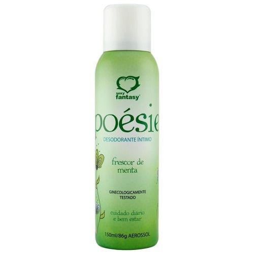 Poésie Desodorante Íntimo Aromático Atacado 10 Unidades Sexy Fantasy