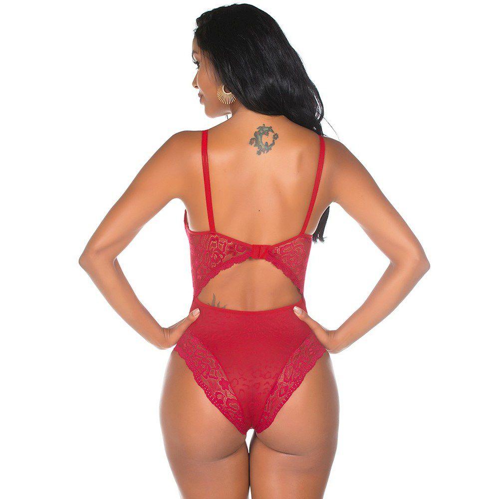 Body Sensual Encanto Cores variadas Pimenta Sexy