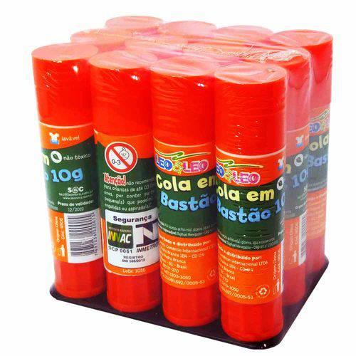 Cola Bastão 48 colas com 10g Leo e Leo Atacado
