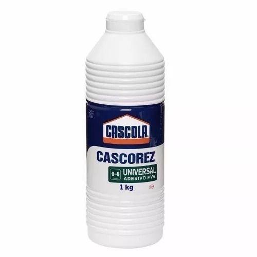 Cola Branca Cascorez Universal Adesivo PVA 1kg Cascola
