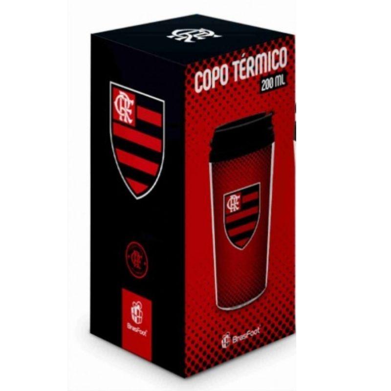 Copo Térmico Smart Times Flamengo Presente Brasfoot