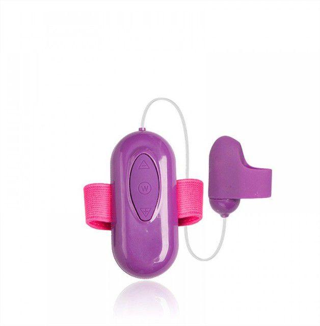 Dedeira Vibratória 10 modos Com Controle de Pulso Importado
