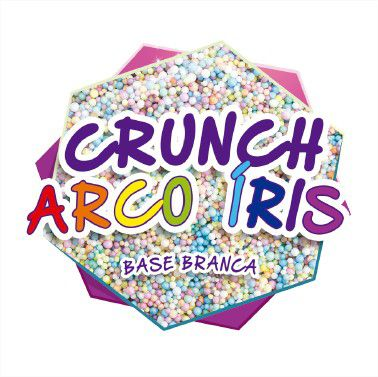 Fábrica de Slime Kimeleka Crunch Arco Iris Art Kids Acrilex