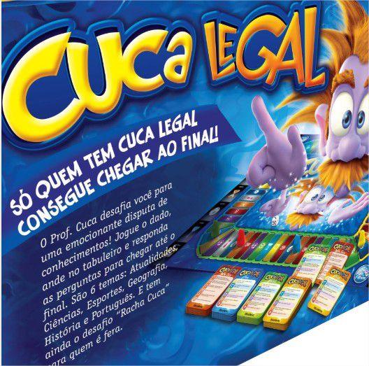 Jogo Cuca Legal Pais e Filhos