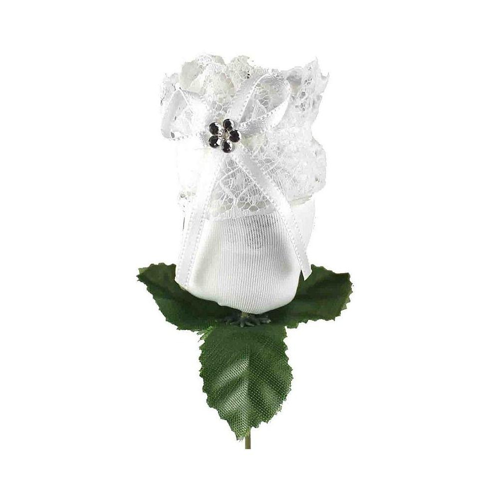 Kit 6 Calcinhas Fio dental em Formato de rosas Cores variadas Íntima Delas