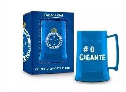 Kit Mini Fantasia Lolita + Caneca Gel Do Cruzeiro Presente