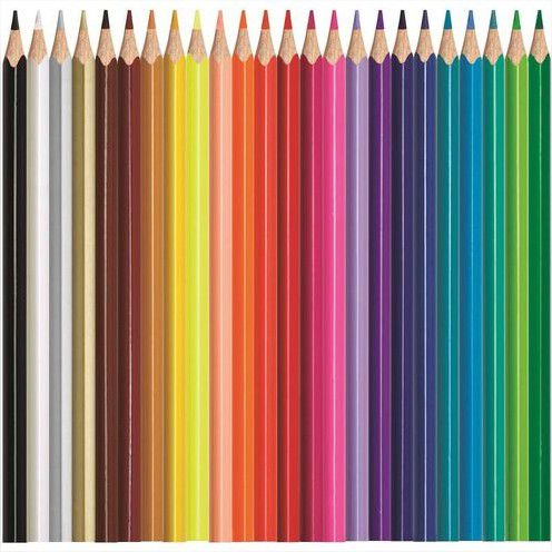 Lápis De Cor Color Peps Classic 24 Cores Maped
