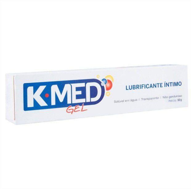 Lubrificante Íntimo Neutro 50g K Med