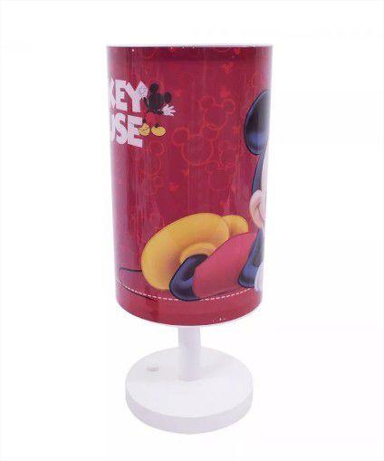 Luminária Abajur Mickey Mouse Importada