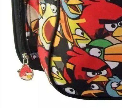 Mochila Escolar Notebook Angry Birds Colors Costas G Santino