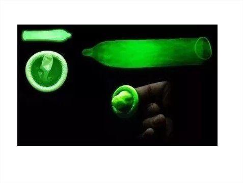 Preservativo Neon Brilha No Escuro Prudence Camisinha kit c/3