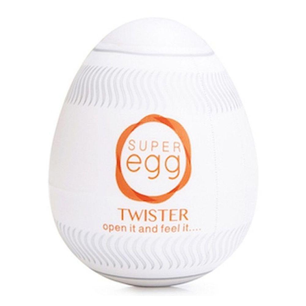 Super Egg Massageador Ovo Masturbador 1 unid Gtoys