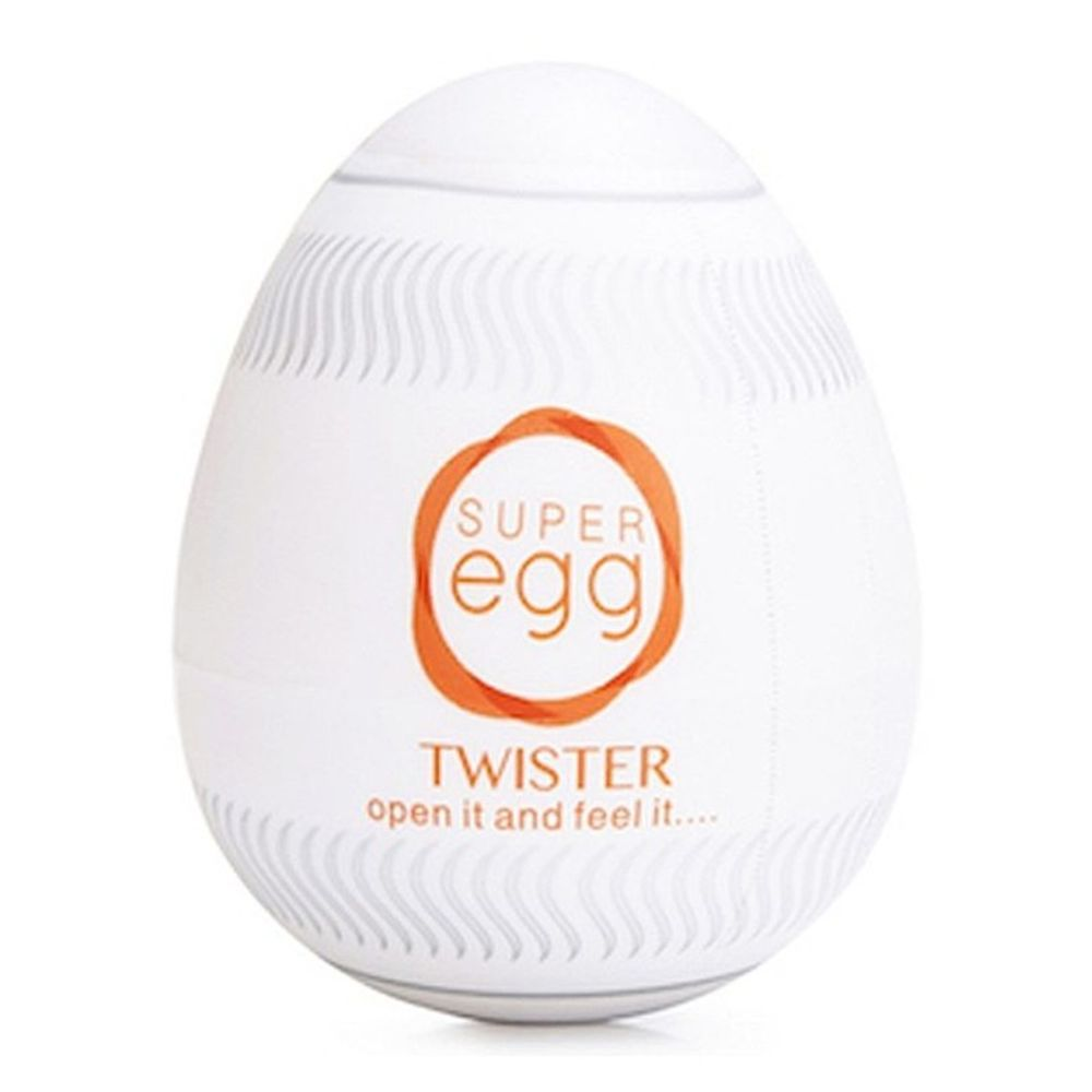 Super Egg Massageador Ovo Masturbador 1 unid Gtoys