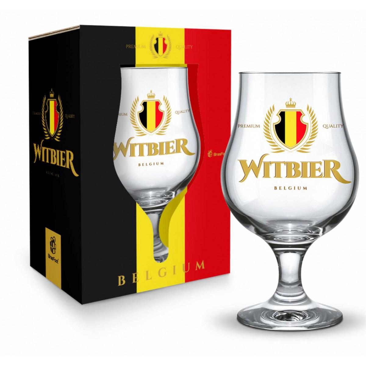 Taça Dublin 400ml - Bélgica Witbier Presente Brasfoot