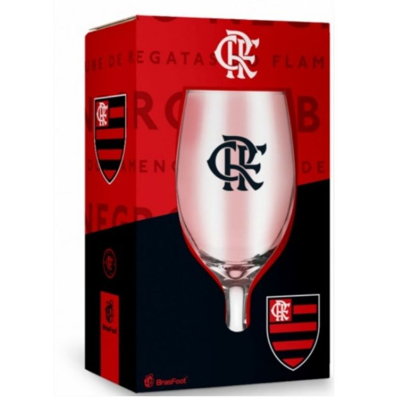 Taça Windsor na Caixa Time Flamengo Presente Brasfoot