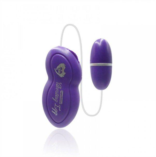 Vibrador Bullet Cápsula Vibratória Vibrating Egg Importado