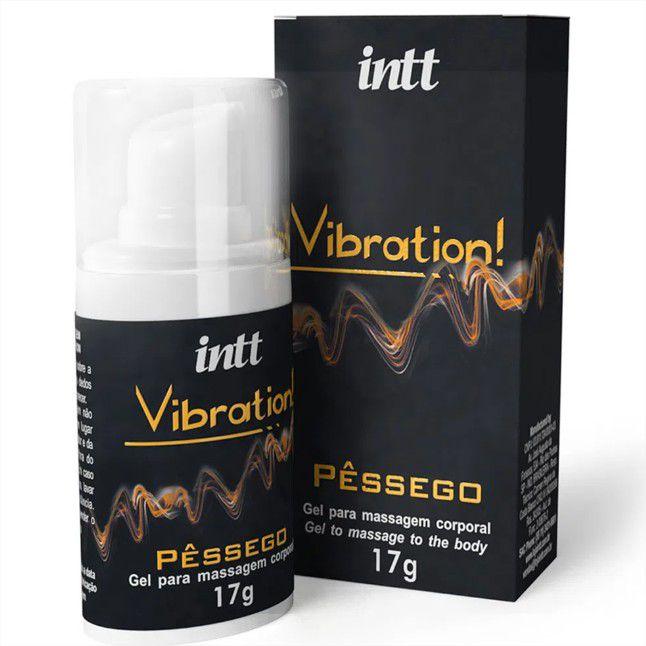 Vibrador Liquido Vibration Excitante Beijável 1 unidade 17g Intt