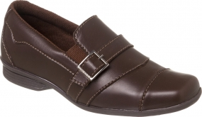Sapato Social Infantil Masculino Marrom + Cinto | Classic