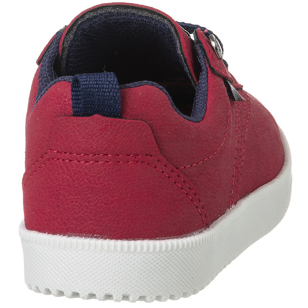 Sapatênis Infantil Masculino | Cor: Vermelho| Vity