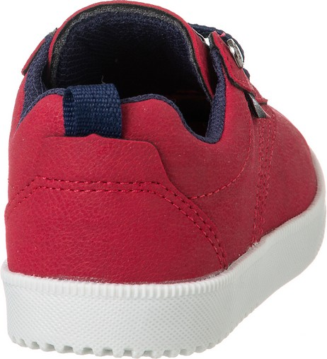 Sapatênis Infantil Masculino   Cor: Vermelho  Vity