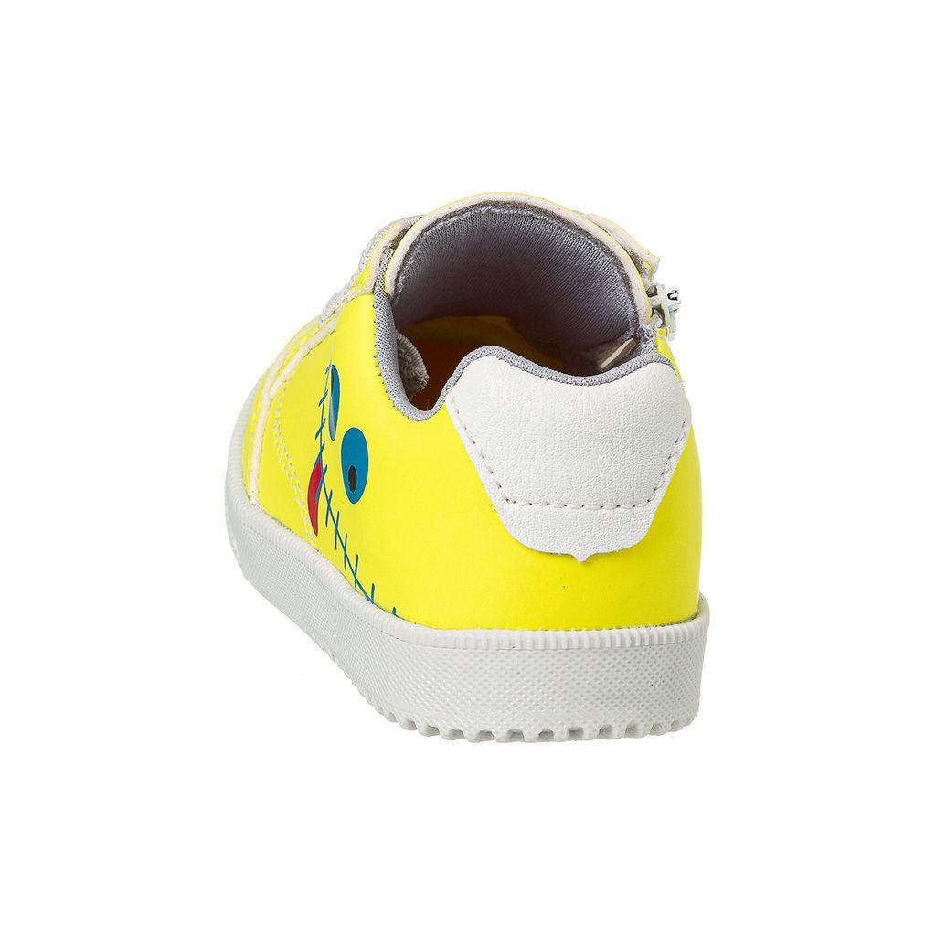 Sapatênis Infantil Menino - Amarelo - Vity