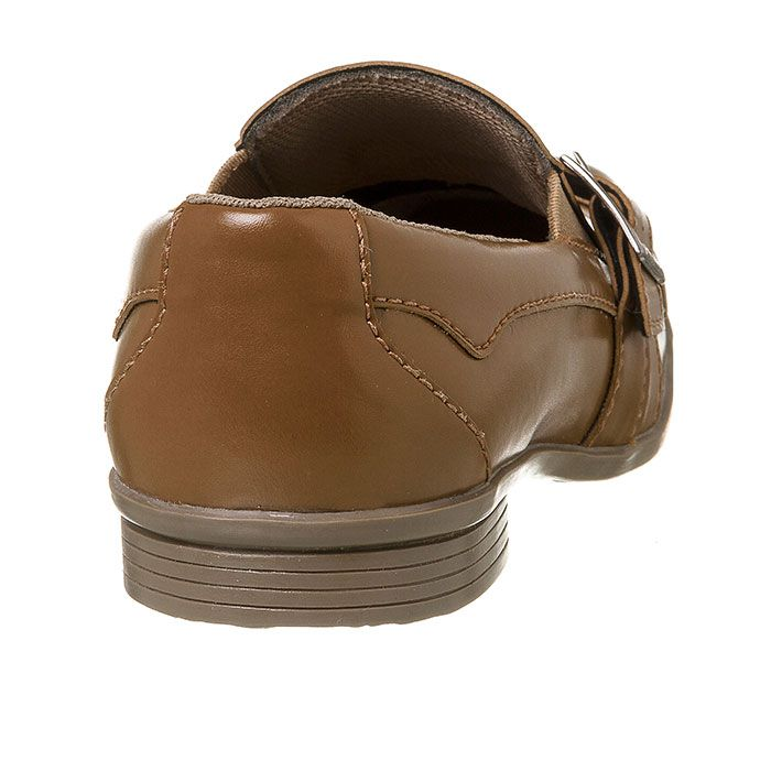 Sapato Social Infantil Masculino Chocolate + Cinto | Classic